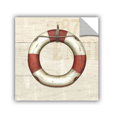 Brushstone Nautique IV Removable Wall Decal