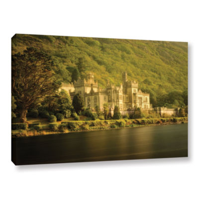 Brushstone Irish Spring Gallery Wrapped Canvas