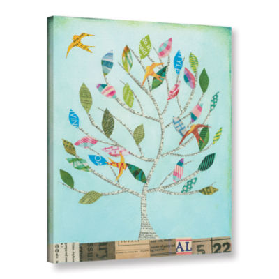 Brushstone The Seasons I Gallery Wrapped Canvas Wall Art