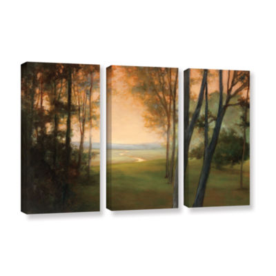 Brushstone Between The Worlds 3-pc. Gallery Wrapped Canvas Wall Art
