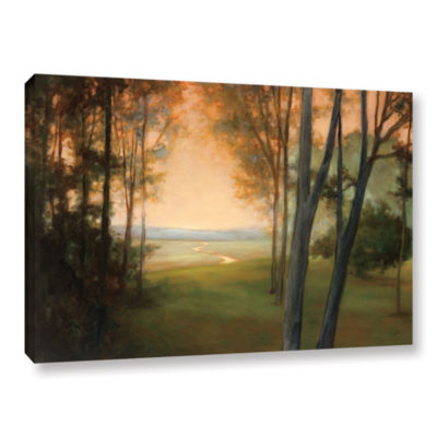 Brushstone Between The Worlds Gallery Wrapped Canvas Wall Art