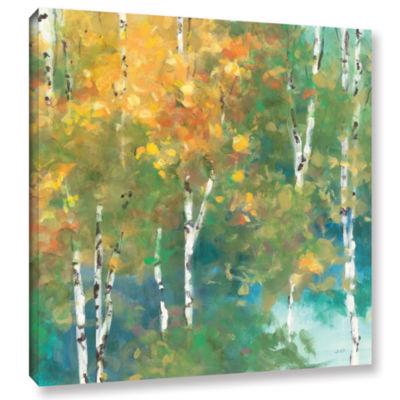 Brushstone Confetti I Gallery Wrapped Canvas WallArt