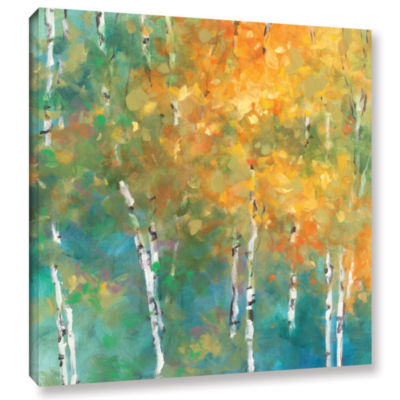 Brushstone Confetti II Gallery Wrapped Canvas WallArt
