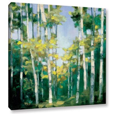 Brushstone Cripple Creek Gallery Wrapped Canvas Wall Art