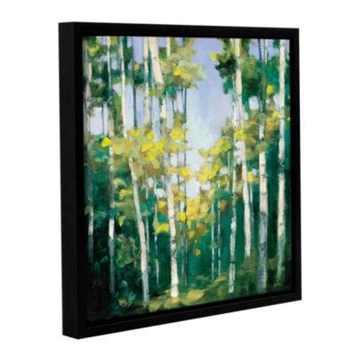 Brushstone Cripple Creek Gallery Wrapped Floater-Framed Canvas Wall Art