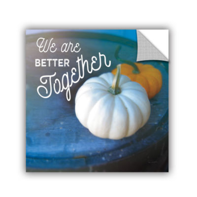 Brushstone Better TogeTher Removable Wall Decal