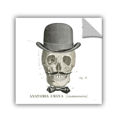 Brushstone Dandy Bones IV Removable Wall Decal