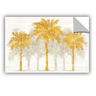 Brushstone Palm Coast I Removable Wall Decal