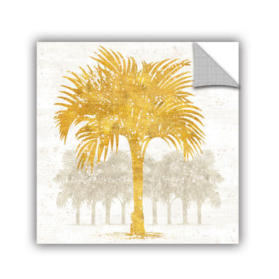 Brushstone Palm Coast IV Removable Wall Decal