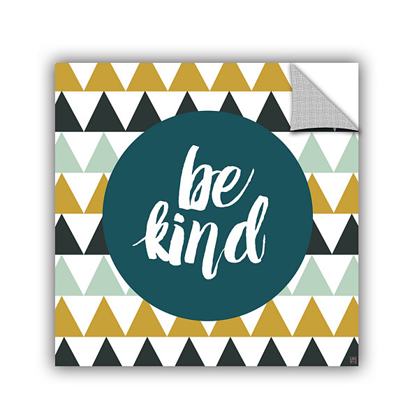 Brushstone Be Kind Removable Wall Decal