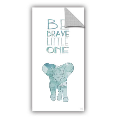 Brushstone Brave Little One Removable Wall Decal