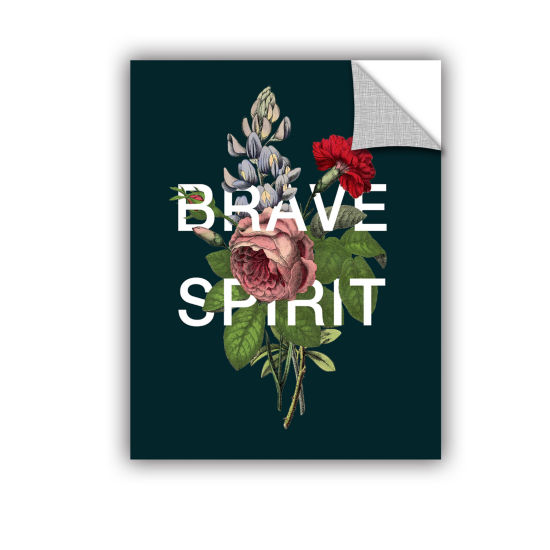 Brushstone Brave Spirit Removable Wall Decal