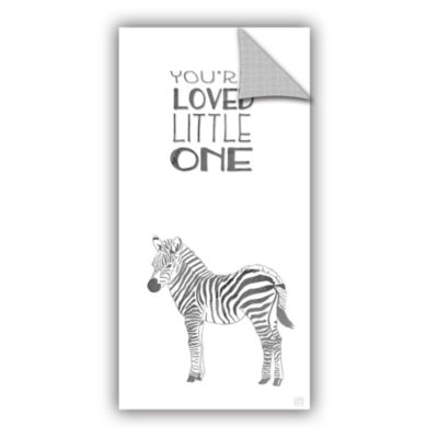 Brushstone Loved Little One Removable Wall Decal