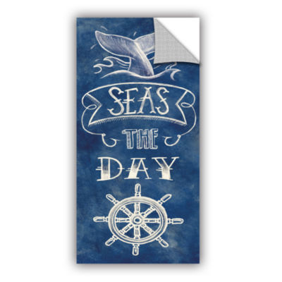 Brushstone Seas The Day Removable Wall Decal