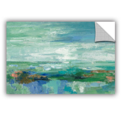 Brushstone Emerald Bay Removable Wall Decal