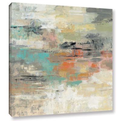 Brushstone Gentle Gaze Gallery Wrapped Canvas WallArt