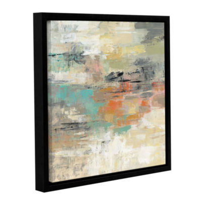 Brushstone Gentle Gaze Gallery Wrapped Floater-Framed Canvas Wall Art