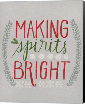 Metaverse Art Bright Spirits Canvas Wall Art