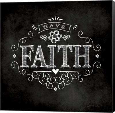Metaverse Art Faith Canvas Wall Art
