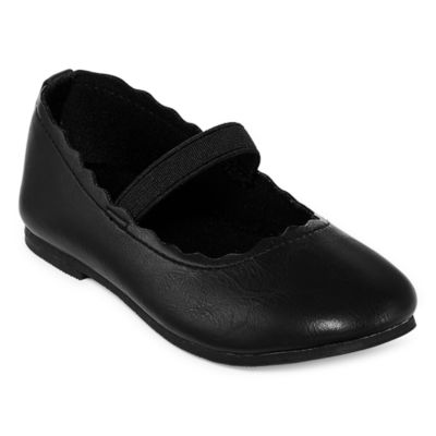 City Streets Aurora Girls Ballet Flats Pull-on Round Toe