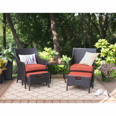 Outdoor Oasis Bermuda 5-pc. Conversation Set