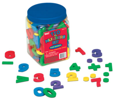 LAURI Magnetic Numbers - 120pc