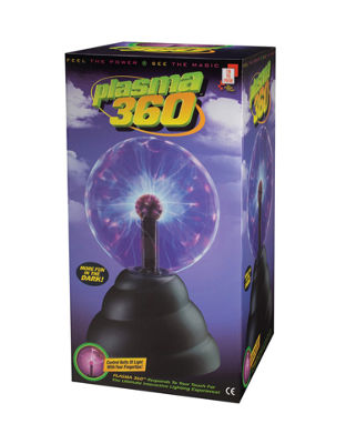 Can You Imagine Plasma 360 Ball Ulimate Lighting Experience