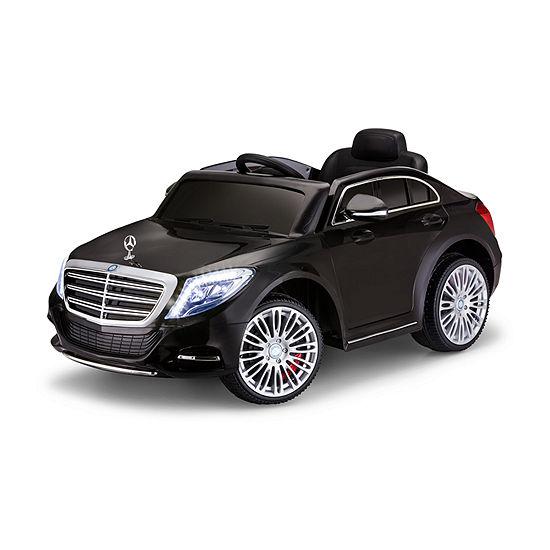 KidTrax Mercedes SL600 6Volt Electric Ride-on in Black