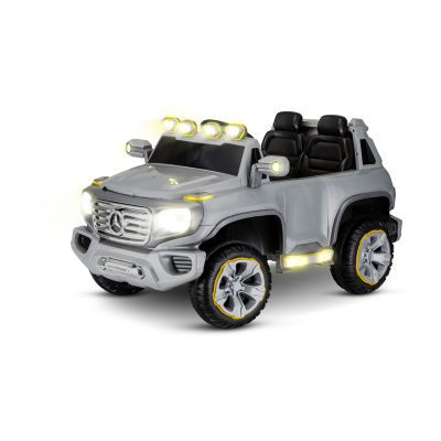 KidTrax Mercedes Ener-G-Force 6Volt Electric Ride-on in Silver