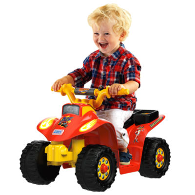 Fisher-Price Power Wheels Nickelodeon Blaze & The Monster Machines Lil' Quad