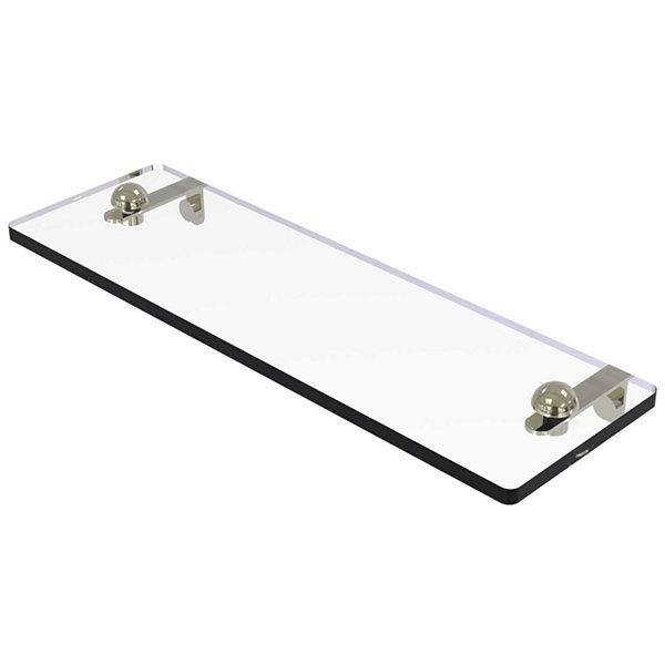 Allied Brass Prestige Que New Collection 30 Inch Towel Bar With Integrated Hooks