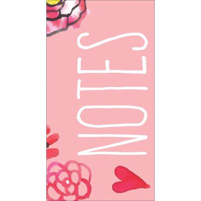 Pink Jotter Notebook
