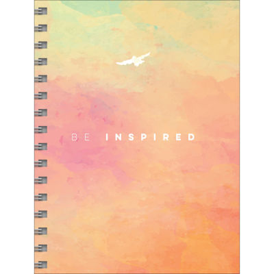 2018 Be Inspired Medium Weekly Monthly Planner