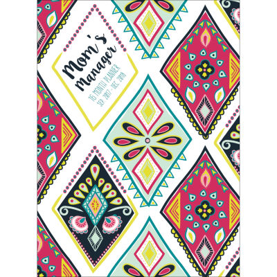 2018 Mom's Manager Monthly Planner