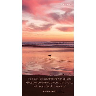 2018-2019 Psalms 2-Year Pocket Planner
