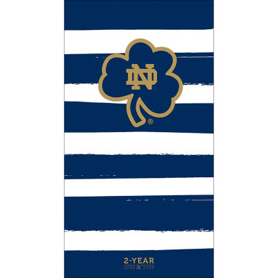 2018-2019 University of Notre Dame 2-Year Pocket Planner