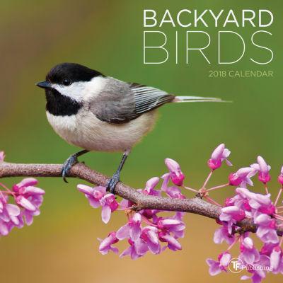 2018 Backyard Birds Mini Calendar