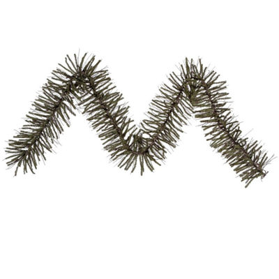 "9' x 10"" Vienna Twig Artificial Christmas Garland- Unlit"""