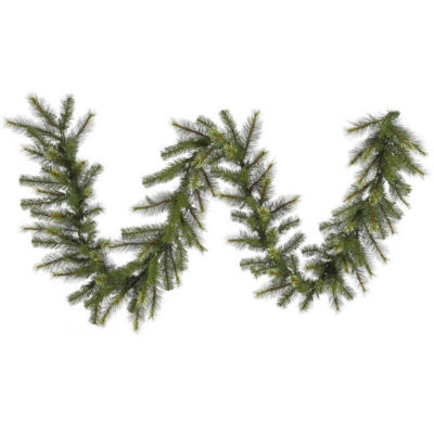 "9' x 16"" Jack Pine Artificial Christmas Garland -Unlit"""