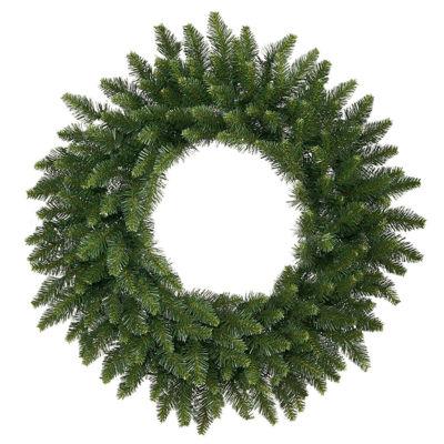 12' Camdon Fir Commercial Size Artificial Christmas Wreath - Unlit