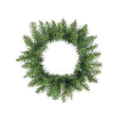 """20"""" Buffalo Fir Artificial Christmas Wreath - Unlit"""""""