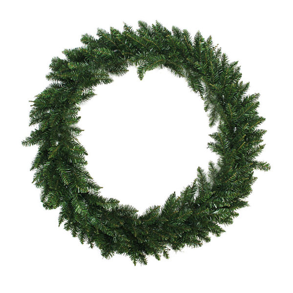"48"" Buffalo Fir Artificial Christmas Wreath - Unlit"""