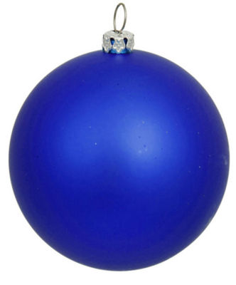 "Commercial Shatterproof Christmas Ball Ornament 3.25"" (80mm)"""