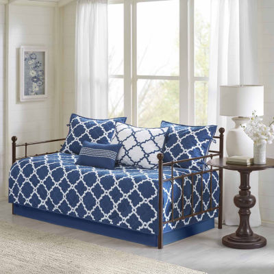 Madison Park Cole Reversible 6-pc. Reversible Daybed Cover Set