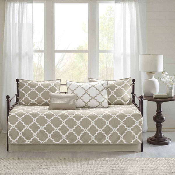 Madison Park Diablo Reversible 6-pc. Daybed Cover Set