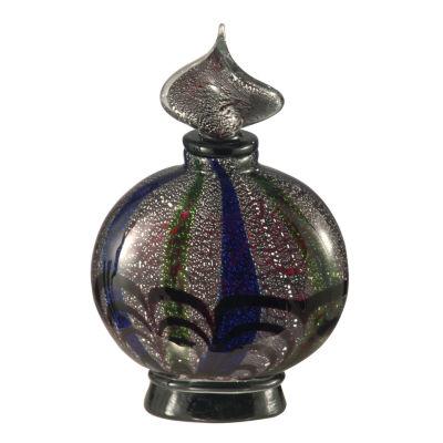 ShimmerArt Glass Perfume Bottle