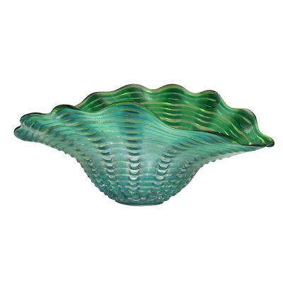 Dale Tiffany Seaward Art Glass Bowl