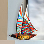 Dale Tiffany Stretta Art Glass Sculpture