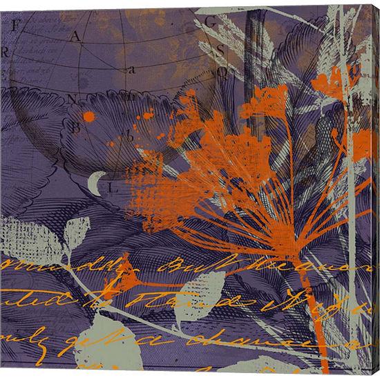 Metaverse Art Wild Things III Gallery Wrap Canvas Wall Art