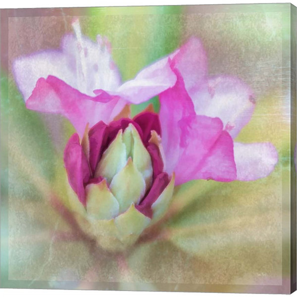 Metaverse Art Spring Budding Gallery Wrap Canvas Wall Art